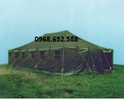 Nhà bạt dã chiến|Nhà bạt cơ động| Nhà bạt quân đội 60m²