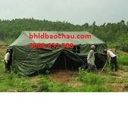 Nhà bạt quân đội 45m²| Nhà bạt cơ động | Nhà bạt trung đội