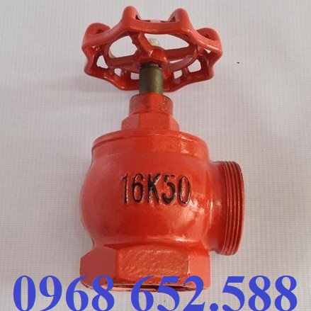 Thiết bị PCCC| Van góc chữa cháy D50 - D65