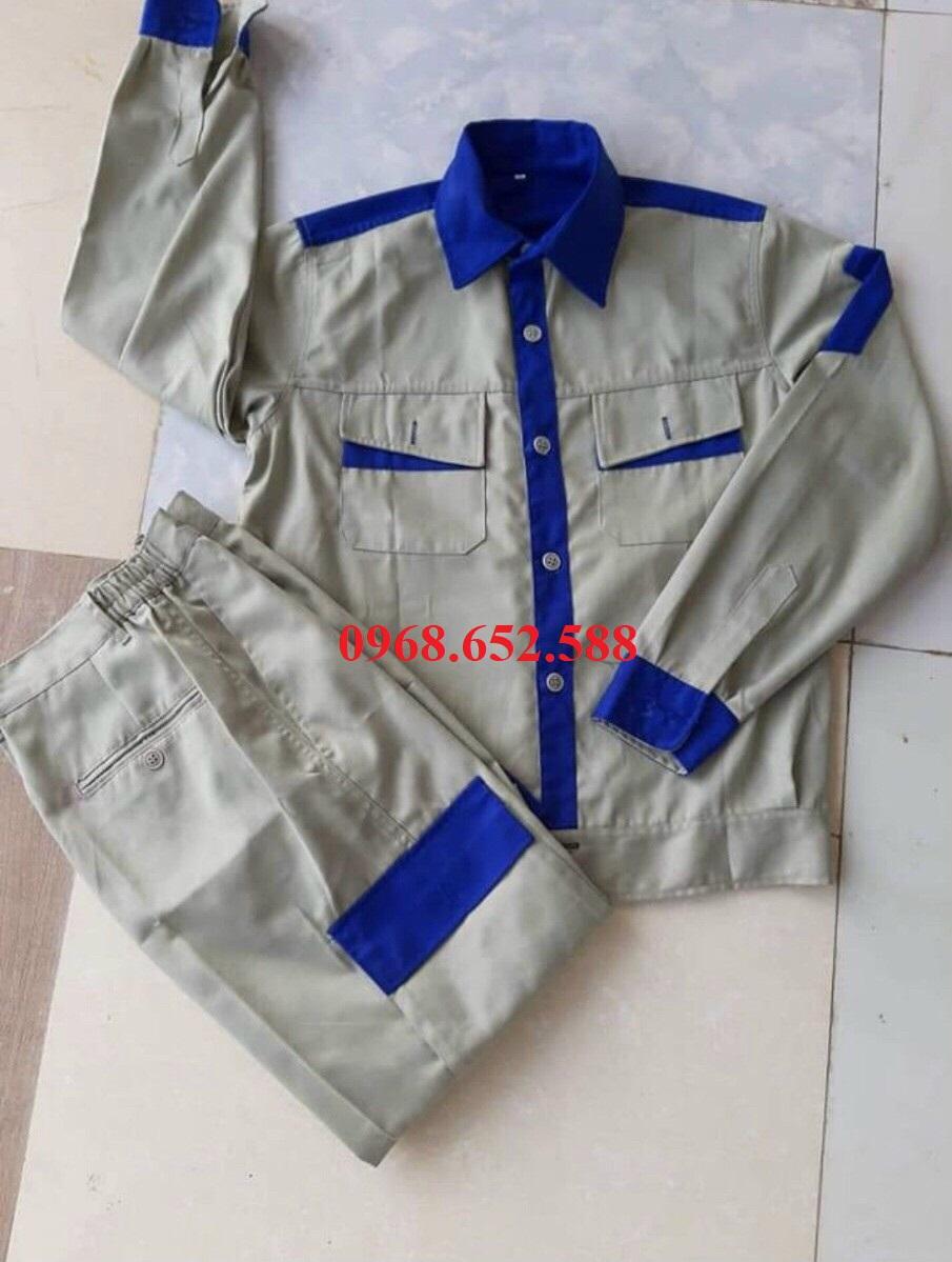 Quần áo bảo hộ lao động Bảo Châu
