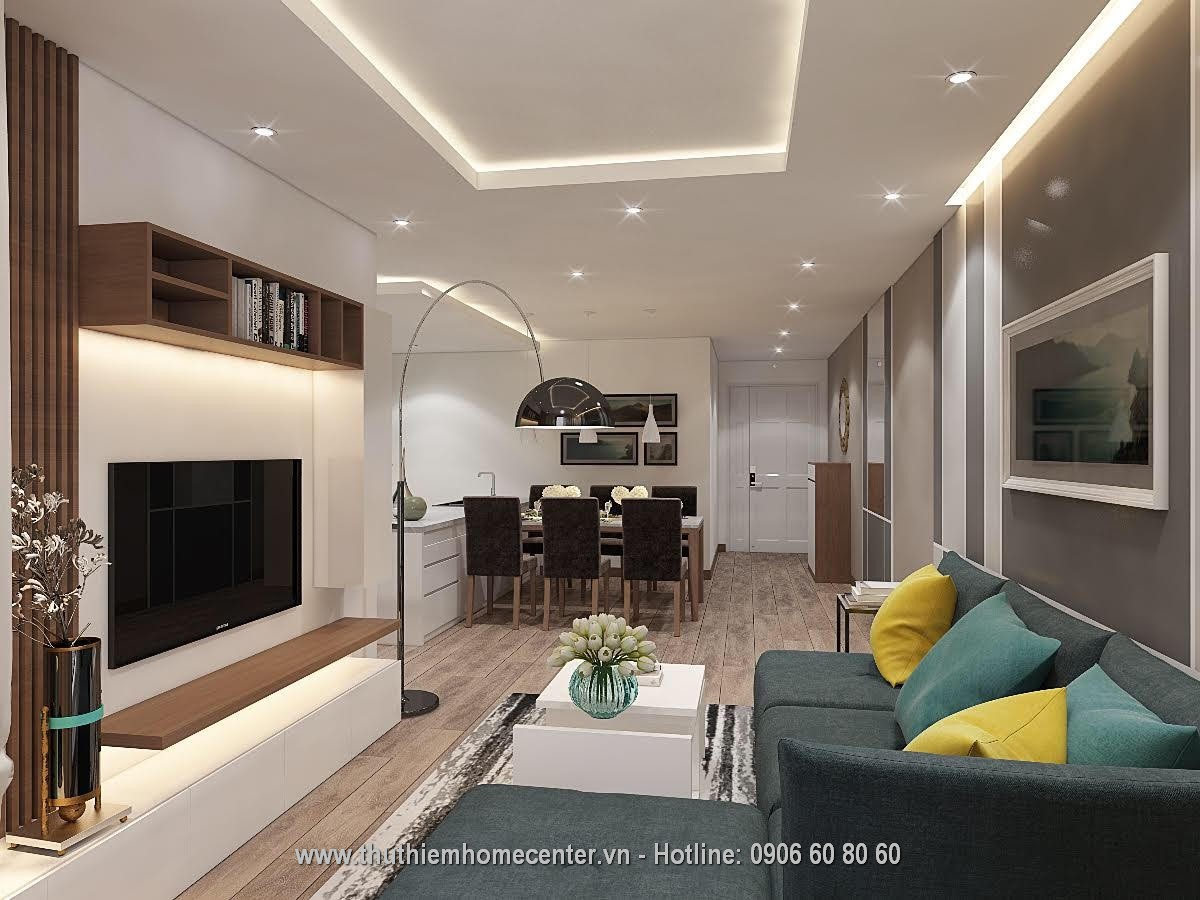 Nội thất trọn gói - Tara Residence