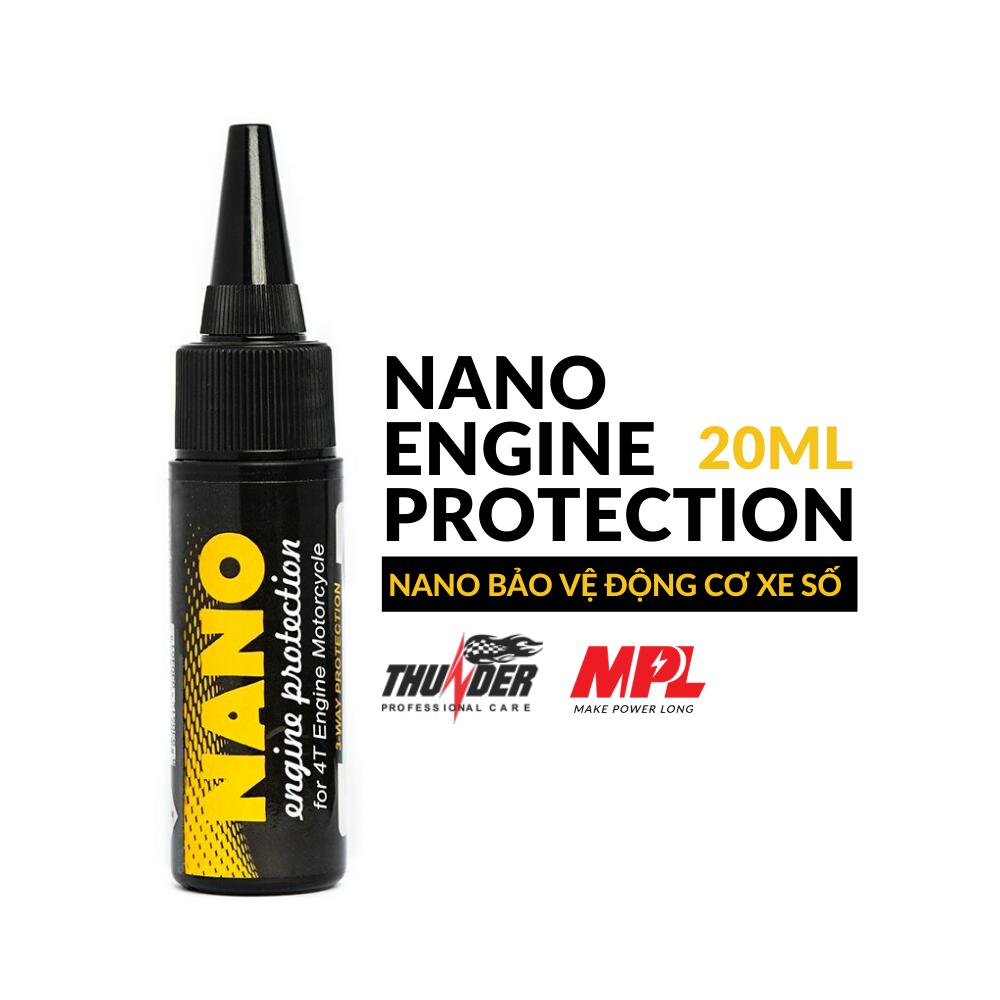 NANO ENGINE PROTECTION – Nano bảo vệ động cơ xe số