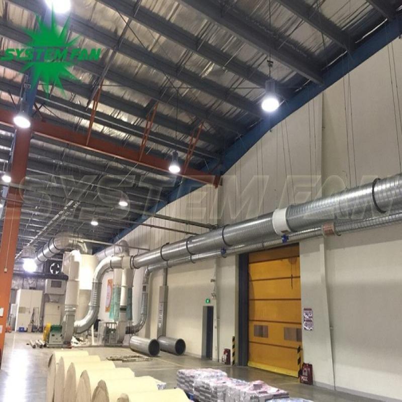 Hệ thống hút bụi giấy Cyclone là giải pháp tối ưu được nhiều đơn vị sản xuất áp dụng hiện nay