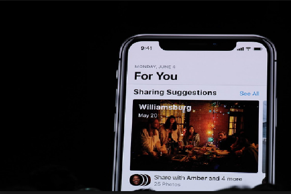 tab for you ios 12