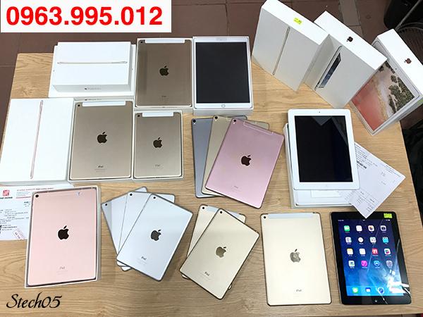 Thu mua iPad cũ giá tốt nhất thị trường tại Hà Nội
