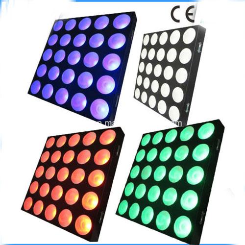 Đèn 25×30W RGB 3IN1