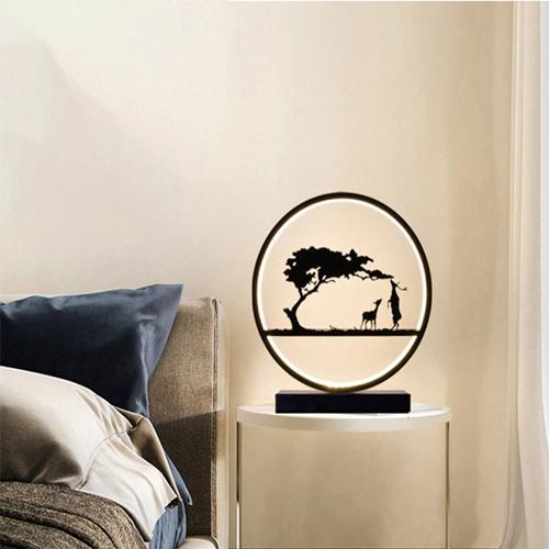 đèn bàn hiện đại hươu sao - 314