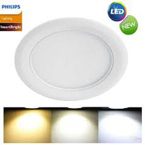 Bộ đèn downlight âm trần LED Philips 59521 MARCASITE 100 9W 4000K WH recessed