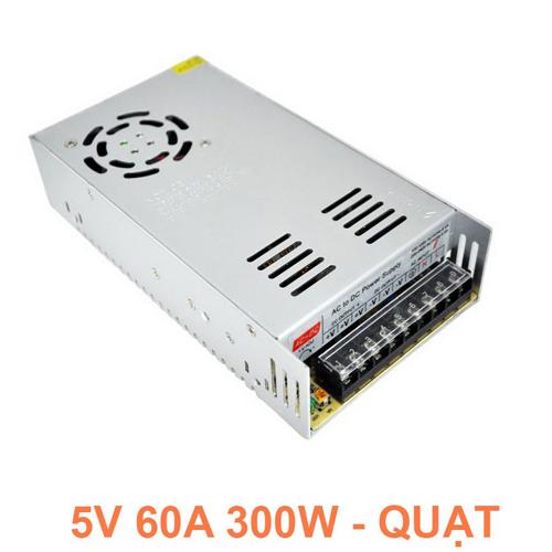 Nguồn 5V 60A 300W