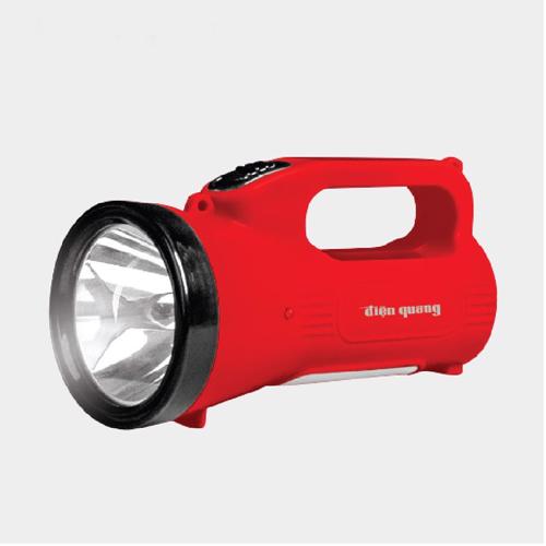 Đèn Pin LED Điện Quang ĐQ PFL07 R ( Pin Sạc )