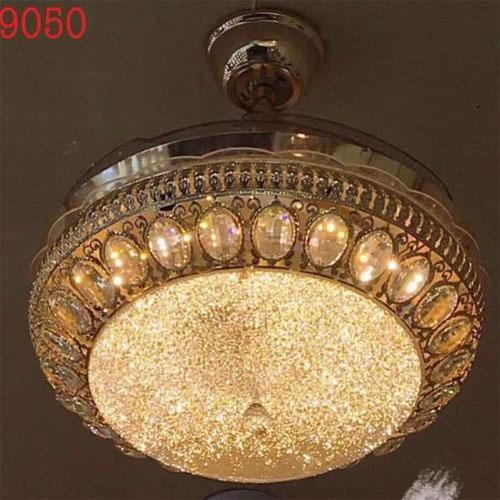 Quạt trần đèn chùm LCC 9050