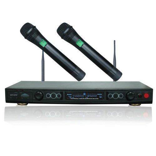 Micro không dây DVON ACT9898
