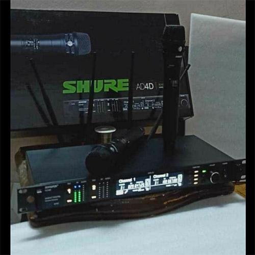 Micro shure AD4D