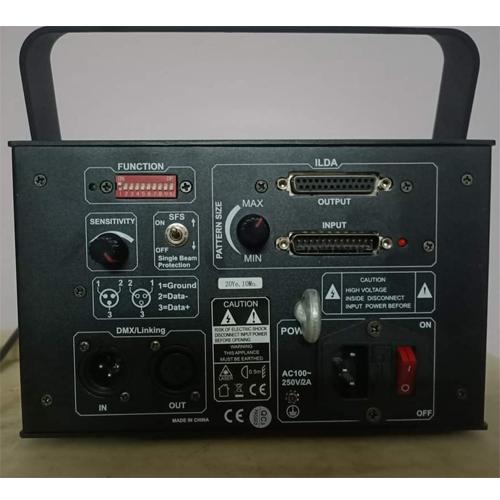 Đèn laser 1w AH10RGB