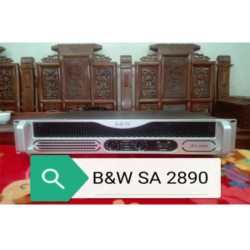 Cục đẩy âm thanh công suất B&W SA2890
