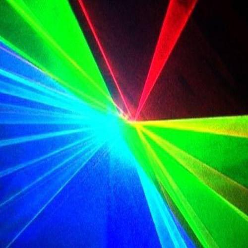Đèn laser 3 cửa 3 màu B10RGB/3