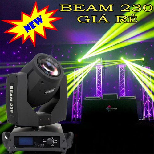Moving beam 230w