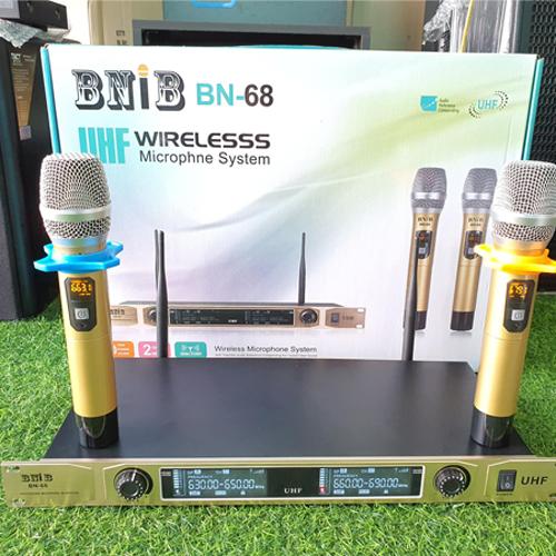 Micro không dây BNIB BN-68