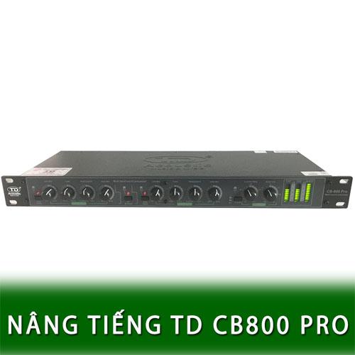 Nâng tiếng TD CB800 pro
