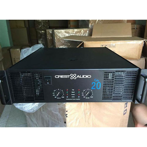 Cục Đẩy Công Suất Crest-Audio CA20