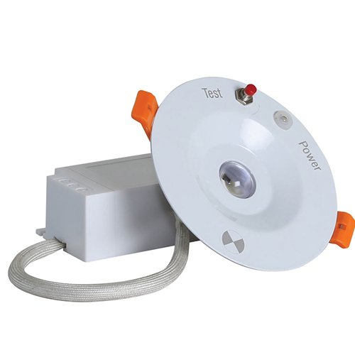 Đèn LED Âm trần Downlight Khẩn cấp 5W (PCCC)