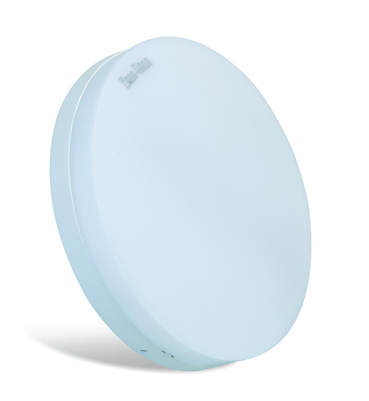 Đèn LED Ốp trần Tròn 24W Đổi màu đế nhựa