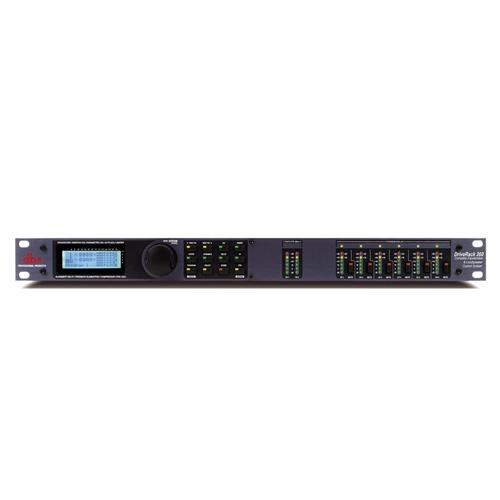 Bộ xử lý tín hiệu DriveRack DBX 260