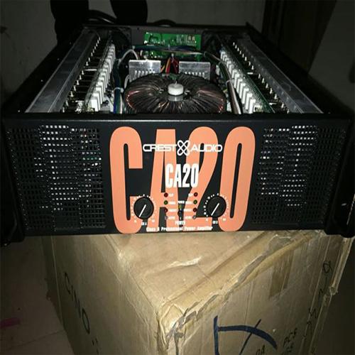 Cục đẩy công suất CA20 cho dàn âm thanh