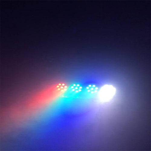 Đèn led sân khấu 32 mắt nhiều mầu