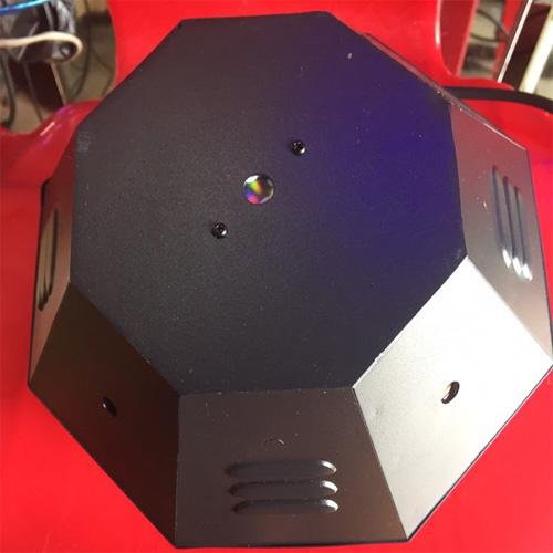 Đèn trang trí laser light 9 mắt