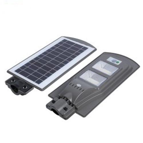 Đèn led năng lượng mặt trời 40W tấm pin liền