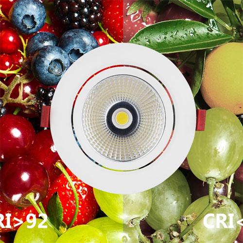 Đèn LED Âm Trần Rọi Opal 20W