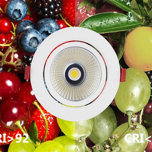 Đèn LED Âm Trần Rọi Opal 30W