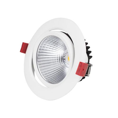 Đèn LED Âm Trần Rọi Opal 07W (DLR-7SS-T90)
