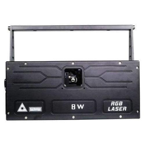 Đèn laser 8w