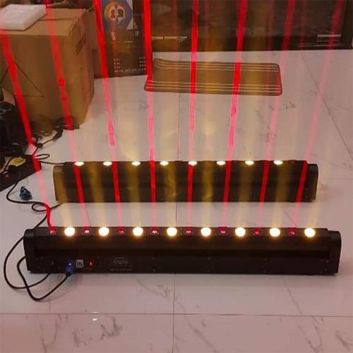 Đèn laser mành 8+8