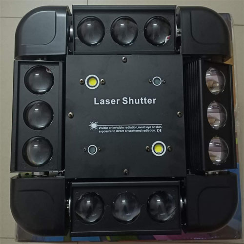 Đèn moving 12 mắt LCC 100