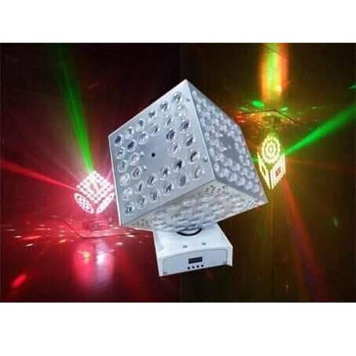 Đèn led xúc sắc laser