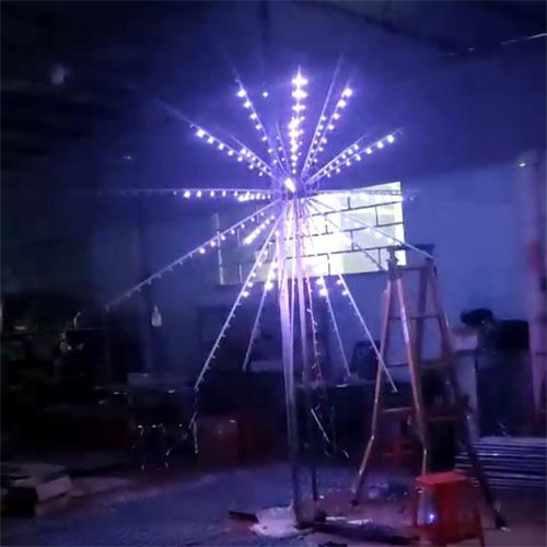 Đèn pháo hóa tiếng nổ LCC