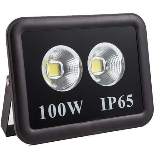 ĐÈN PHA LED NGOÀI TRỜI 100W TRÒN IP65