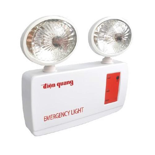 Bộ đèn khẩn cấp Điện Quang ĐQ EM01 SW205L (LED 2 bóng 1W )