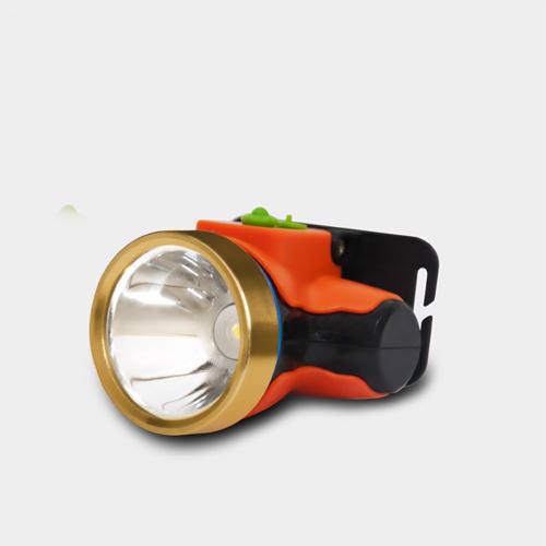 Đèn pin đội đầu Điện Quang ĐQ PFL14 R OY DL ( Pin sạc Lithium, Cam – Vàng, 2.5W, daylight )