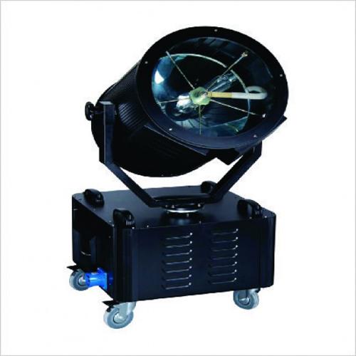 Đèn rọi trời skylight 2000w RGB 6 lăng kính màu