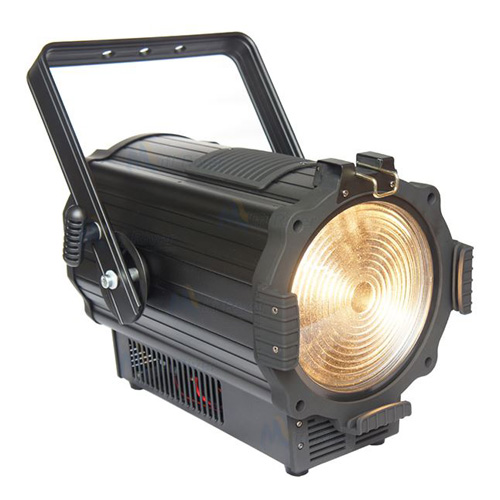 Đèn pha LED Fresnel Studio có thể điều chỉnh độ sáng bằng vonfram