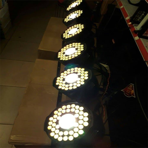 Par led 5in1 COB