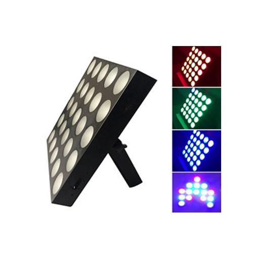 Đèn led sân khấu 25 bóng ×12W RGBW 4IN1
