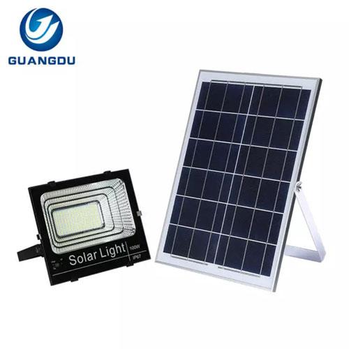 Đèn pha năng lượng mặt trời GUANGDU 100w