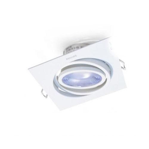 Đèn led chiếu điểm vuông GD100 1x9w Philips