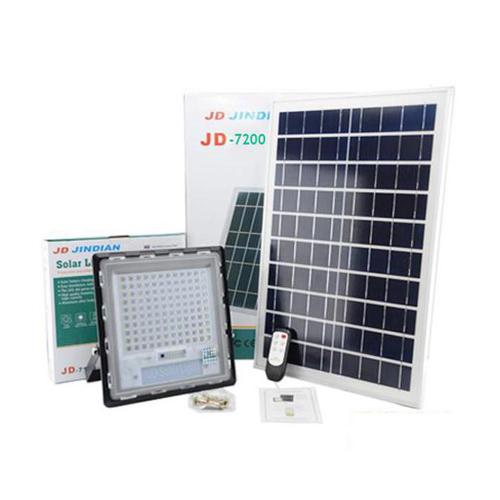 Đèn pha năng lượng mặt trời JinDian 200W JD-7200