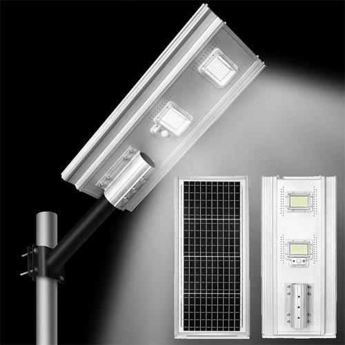 Đèn đường năng lượng mặt trời JinDian 100W JD-A200